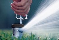 Настройка спринклера системы полива
